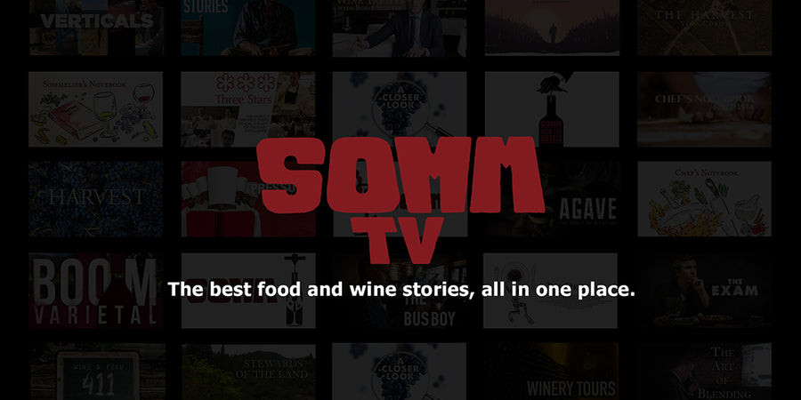 SOMM TV - The best food and wine stories all in one place.