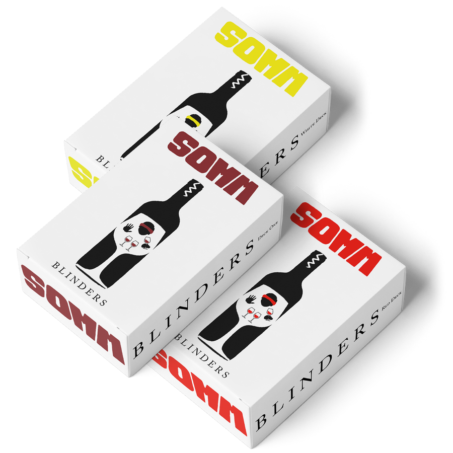 Ultimate SOMM Blinders Game Pack (All 3 Decks)