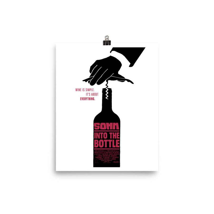 SOMM 2 - Into The Bottle Poster