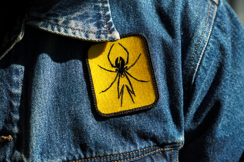 Danger Days Embroidered Patch 6-Pack • My Chemical Romance x Oxford Pennant