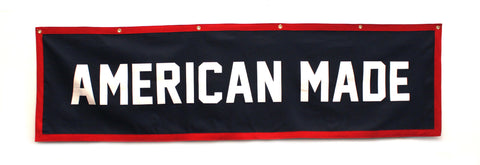 Custom American Made Championship Banner - USA • Oxford Pennant