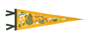 Brave the Woods Pennant - Brave the Woods • Oxford Pennant Original