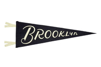 Brooklyn Pennant • United By Blue x True Hand Society x Oxford Pennant Original