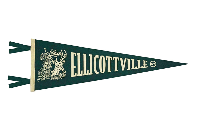 Ellicottville Pennant • Oxford Pennant Original