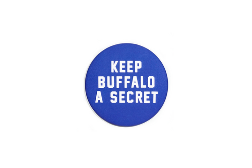 Keep Buffalo a Secret Magnet