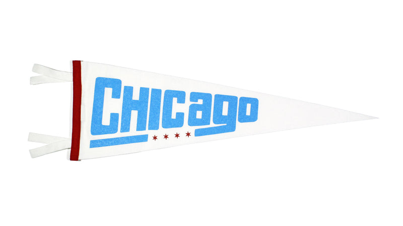 Chicago, IL Pennant - Illinois • Oxford Pennant Original