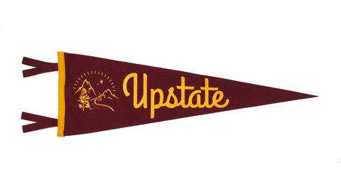 Upstate New York Pennant • Oxford Pennant Original