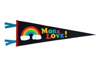 More Love Pennant • Oxford Pennant Original