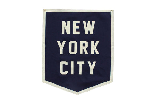 New York City Championship Banner