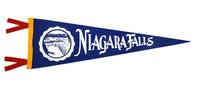 Niagara Falls, NY Pennant - New York • Oxford Pennant Original