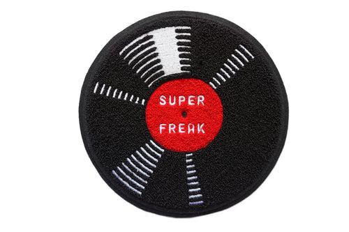 Super Freak Chenille Patch
