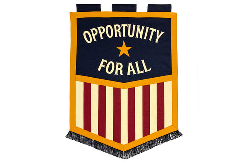 Opportunity for All Championship Banner
