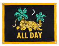 All Day Camp Flag • Oxford Pennant Original