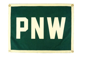 PNW Camp Flag • Oxford Pennant Original