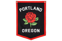 Portland Camp Flag • Oxford Pennant Original