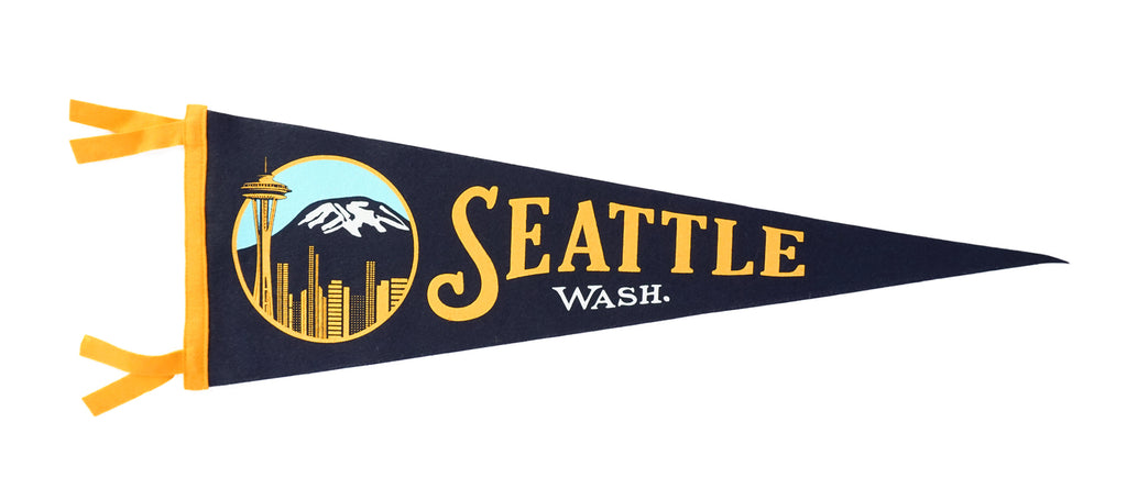 Seattle Pennant • Oxford Pennant Original