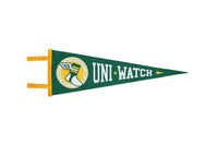 Uni Watch Pennant • Uni Watch x Oxford Pennant Original