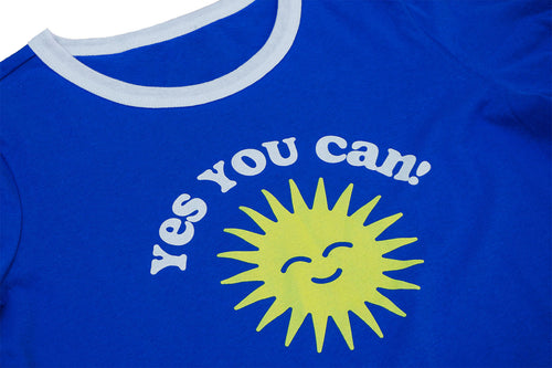 Kelle Hampton x Oxford Pennant - Yes You Can! Women's Tee