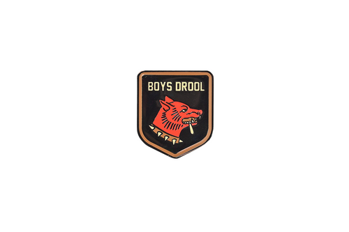 Boys Drool Enamel Pin
