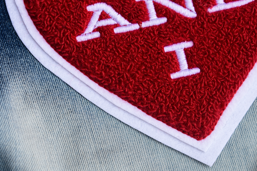 You and I Chenille Patch • Wilco x Oxford Pennant Original