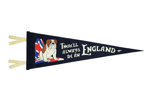 There'll Always Be an England Pennant