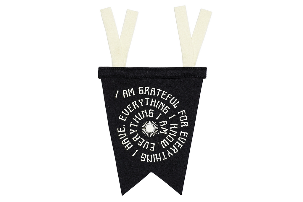 Real Fun, Wow! x Oxford Pennant • Fishtail Pennant - Grateful