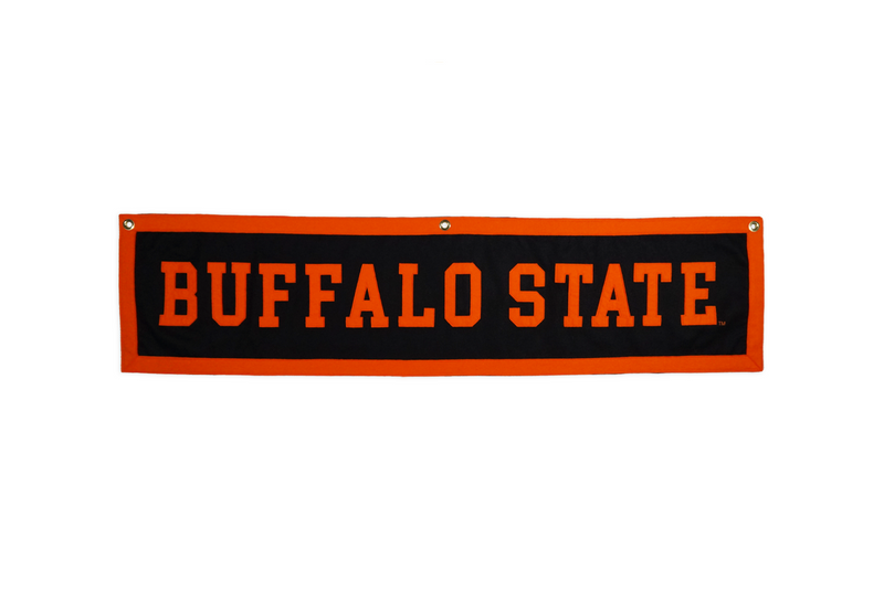 Buffalo State College Banner • Oxford Pennant Original