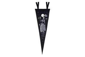 Last Call Glow-in-the-Dark Pennant • Oxford Pennant Original