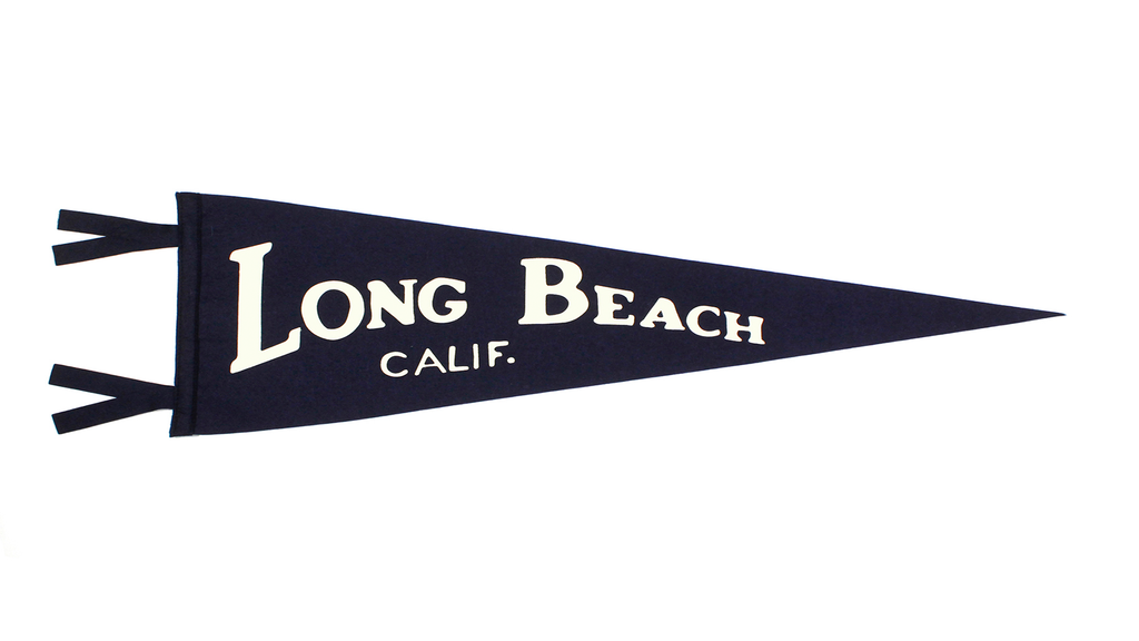 Long Beach Pennant • Oxford Pennant Original