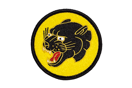 Panther Embroidered Patch