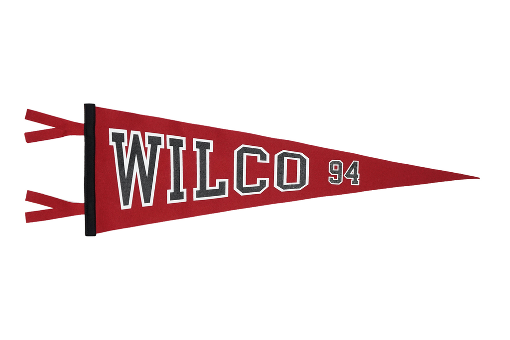 Wilco x Oxford Pennant - Wilco 94 Pennant