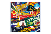 Oxford Pennant x Galison - Celebrate Everything 1000 Piece Jigsaw Puzzle