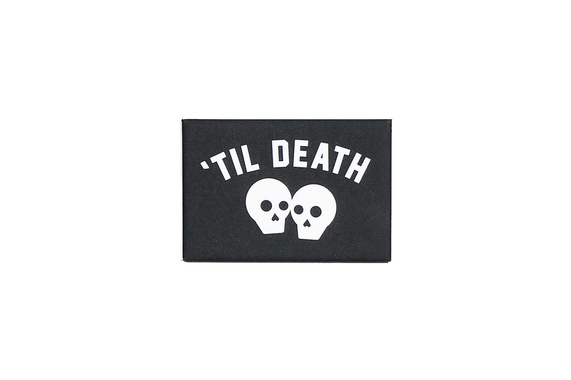 Oxford Pennant • Magnet - 'Til Death