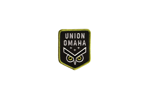Union Omaha Embroidered Patch