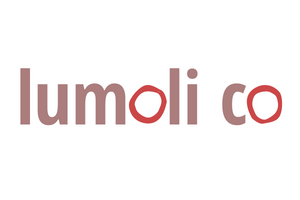 logo of Lumoli Co handmade earrings