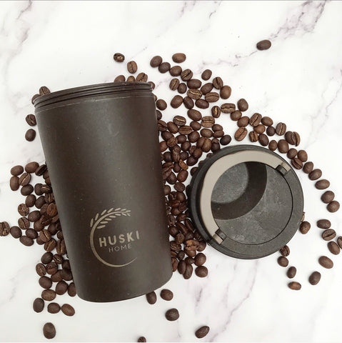coffee husk travel cup