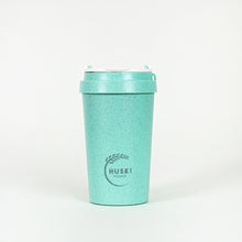 Load image into Gallery viewer, Eco-friendly travel cup in lagoon - 400ml