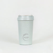 Load image into Gallery viewer, Eco-friendly travel cup in duck egg - 400ml