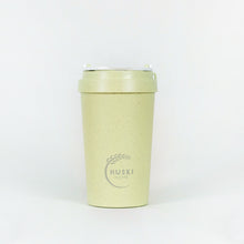 Load image into Gallery viewer, Eco-friendly travel cup in pistachio - 400ml