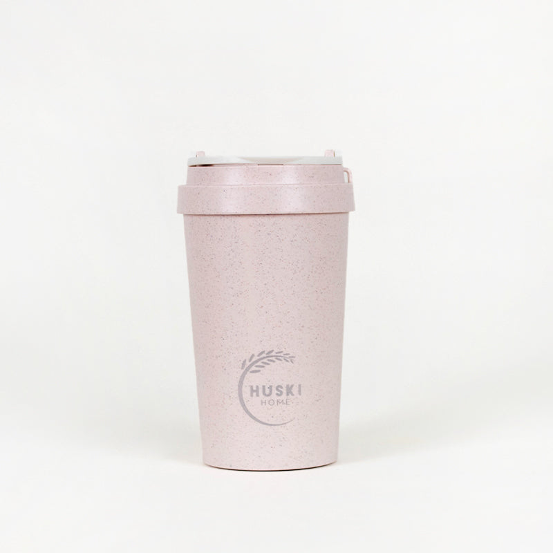 Eco-friendly travel cup in rose - 400ml