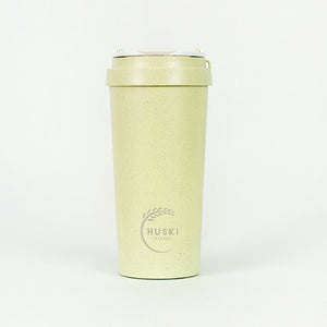 Eco-friendly travel cup in pistachio - 500ml