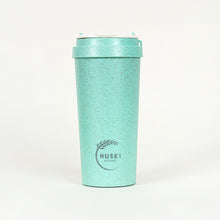 Load image into Gallery viewer, Eco-friendly travel cup in lagoon - 500ml
