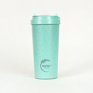 Eco-friendly travel cup in lagoon - 500ml