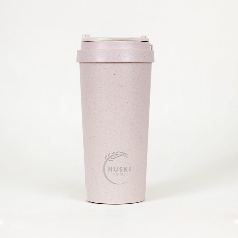 Eco-friendly travel cup in rose - 500ml