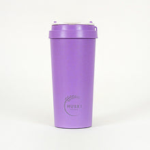 Load image into Gallery viewer, Eco-friendly travel cup in violet - 500ml