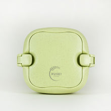 Load image into Gallery viewer, Multi-compartment lunch box in pistachio