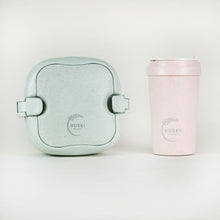 Load image into Gallery viewer, Bundle item - 400ml Travel cup & multi-compartment lunch box