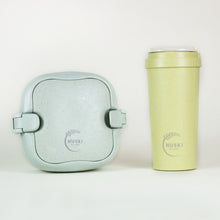 Load image into Gallery viewer, Bundle item - 500ml Travel cup & multi-compartment lunch box