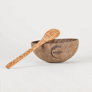 Bundle item - Sustainable coconut bowl & Spoon