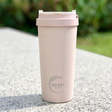 Load image into Gallery viewer, Eco-friendly travel cup in rose - 500ml